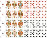 Skatkarten Anzahl