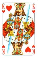 Herz König Bedeutung